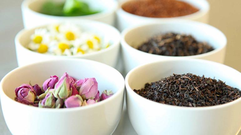 Как делают разные сорта чая?