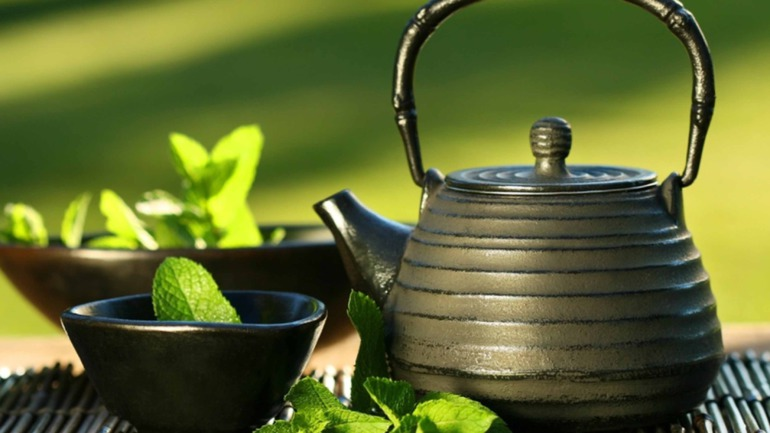 Виды зеленого чая