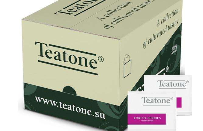 Расширилась линейка чайных пакетиков TM Teatone