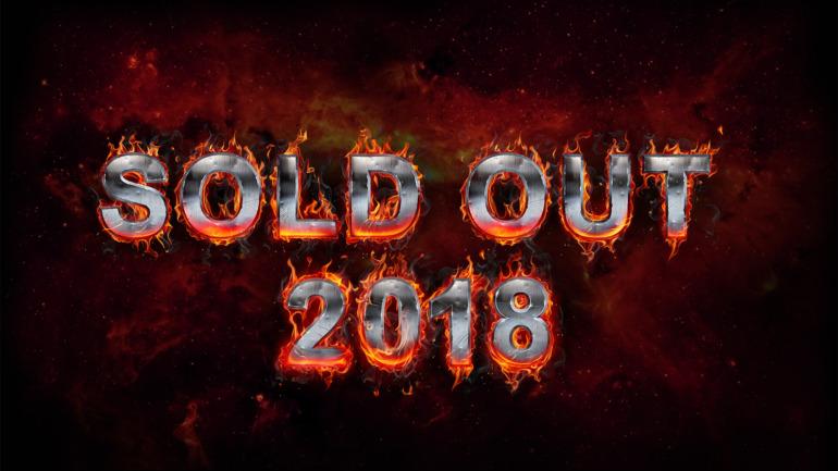 TEATONE официальный партнёр SOLD OUT CONF 2018
