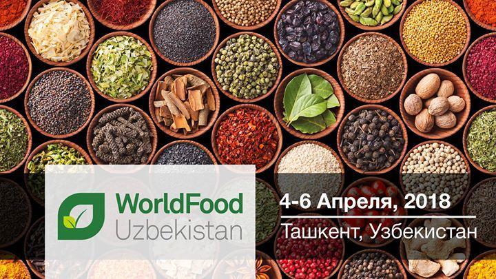 WorldFood Uzbekistan 2018