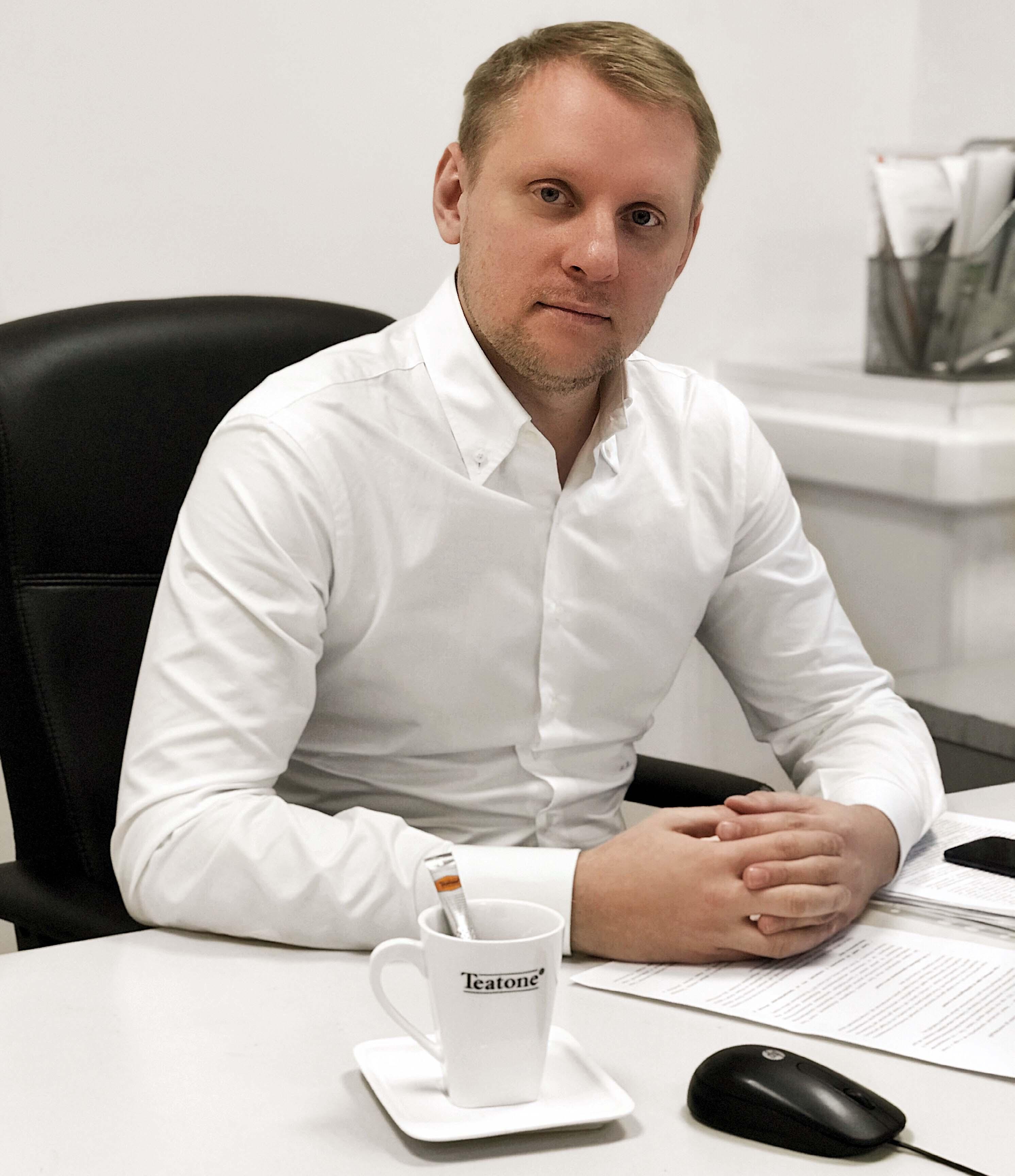Интервью с Антоном Боровиковым — «Teatone от классики до инноваций»