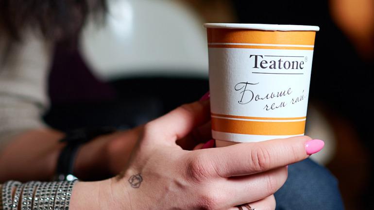 TEATONE стал официальным партнёром выставки Маргариты Барановой в Лофт Проект Этажи
