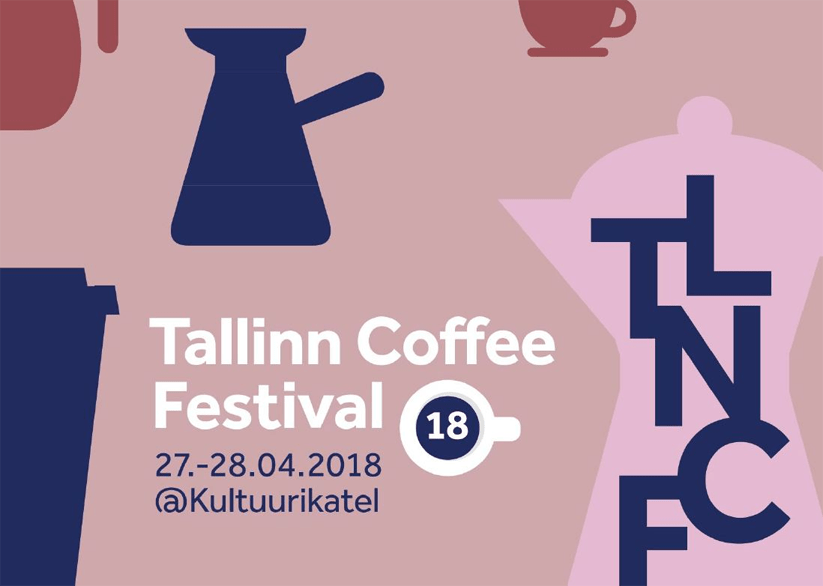 Teatone на кофейном фестивале в Эстонии!