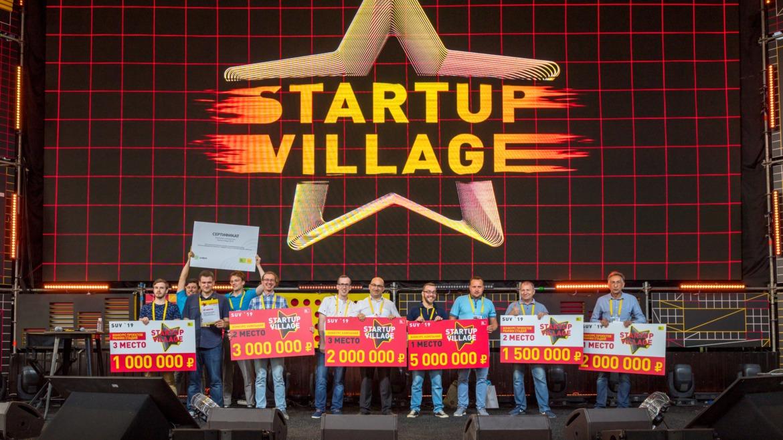 Инновации и Teatone на конференции Startup Village 2019