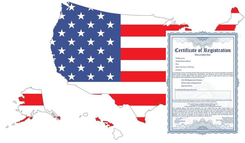 Компания А-Трейд получила сертификат FDA в США